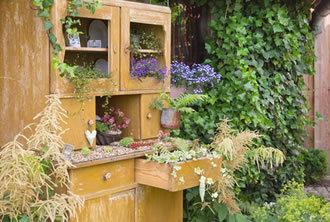 Gartenmobel Im Vintagelook Diese Moglichkeiten Haben Sie