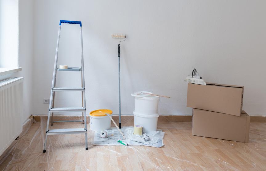 Ratgeber rund ums sanieren und modernisieren for Grundieren vor streichen